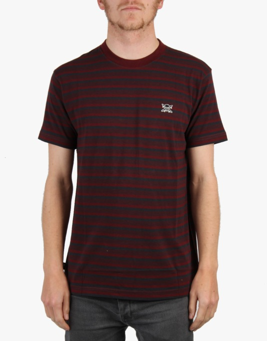 Fourstar Greer T-Shirt - Vino