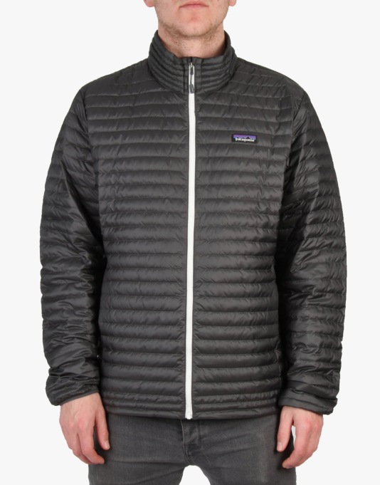Patagonia Down Shirt Jacket - Forge Grey