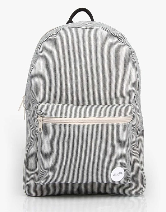 Globe Cotton Dux Deluxe Backpack - Stripe