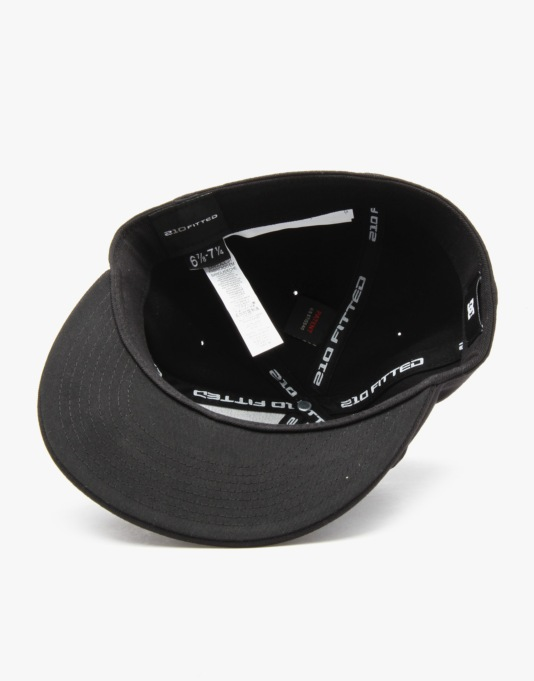 DC Take That Flexfit Cap - Black/Orange