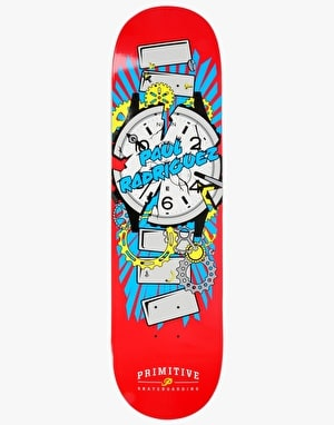 Primitive x Nixon R1 UK Exclusive P-Rod Times Up Pro Deck - 8.25