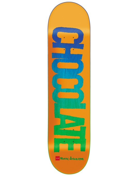 Chocolate Johnson Flyer Pro Deck - 8.125""