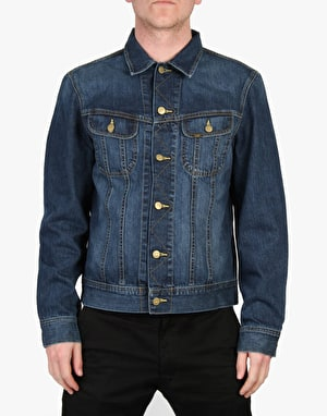 Lee Regular Rider Denim Jacket - Epic Blue
