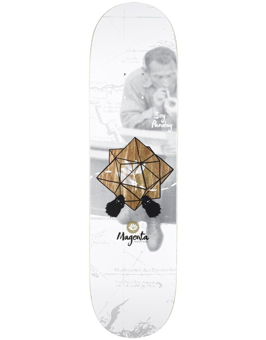 Magenta Panday Mind Connect Pro Deck - 8.25""