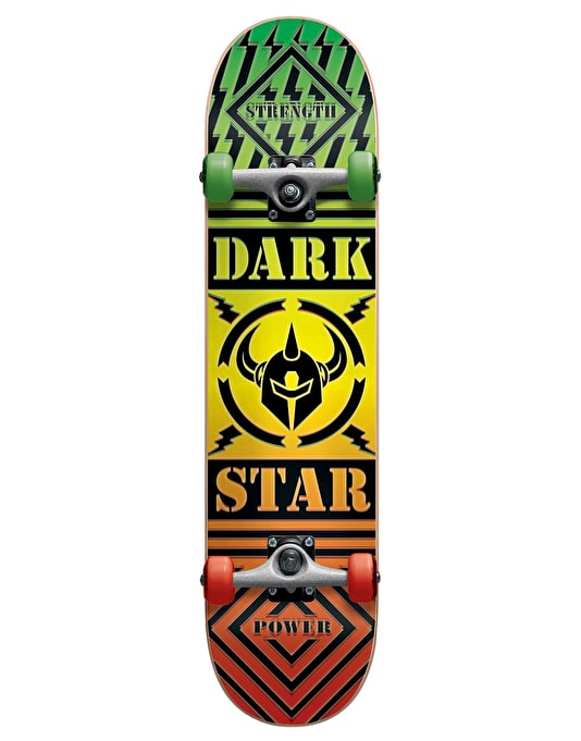 Darkstar Blunt Glow in the Dark Complete - 7.75""