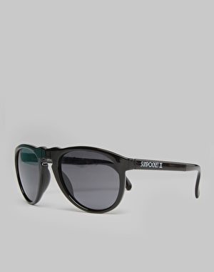 Sunpocket II Folding Sunglasses - Black Diamond