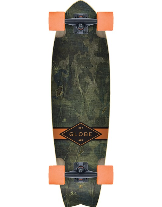 "Globe Chromantic Cruiser - 9.75"" x 33"""