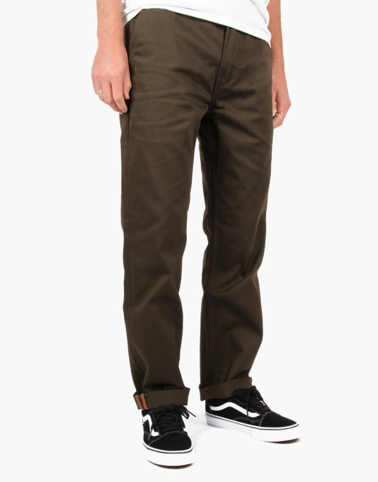 Levi's Skateboarding Work Pants - Brown