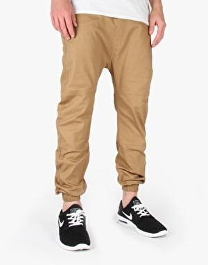 Publish Arch Trousers - Khaki
