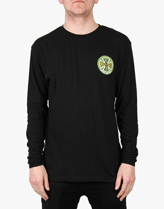 Independent Suspension Sketch L/S T-Shirt - Black