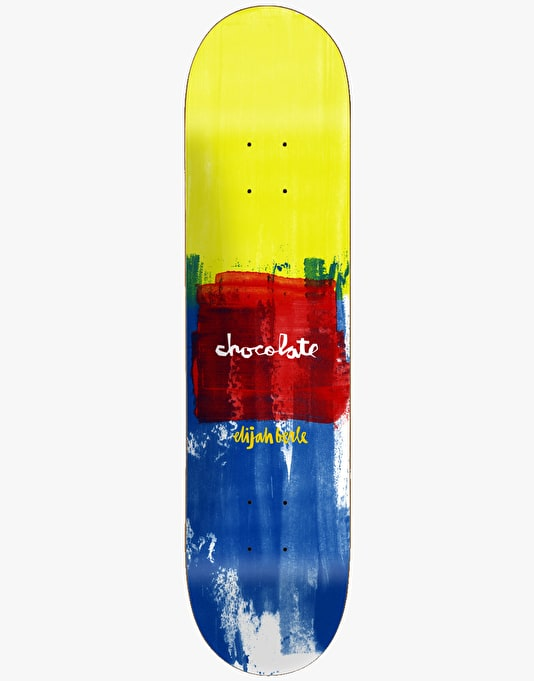Chocolate Berle Subtle Square Pro Deck - 8""