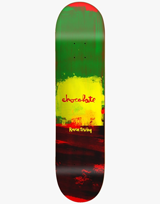 Chocolate Tershy Subtle Square Pro Deck - 8.375""