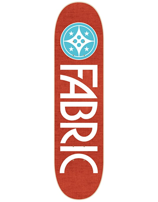 Fabric Canvas Logo Team Deck - 8.125""