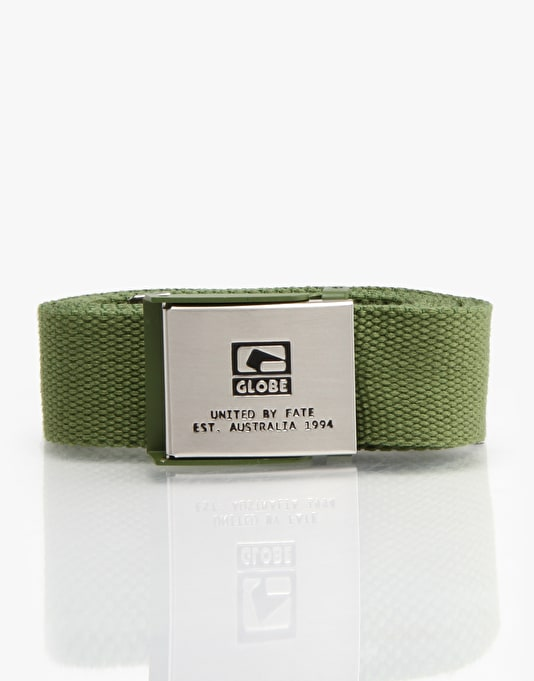 Globe Redman Web Belt - Willow