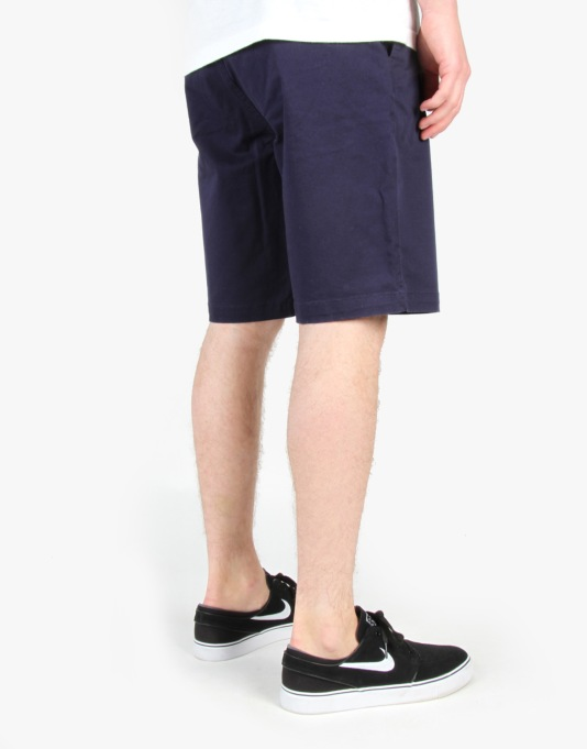 DC Worker Straight 20.5 Shorts - Indigo