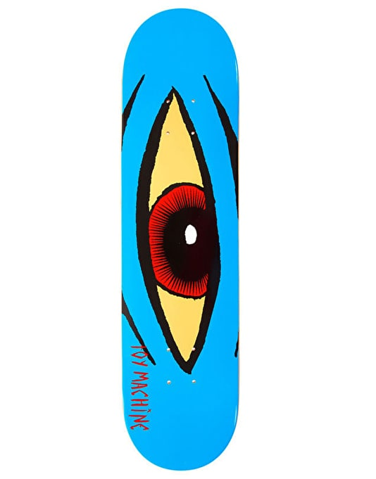 Toy Machine Sect Eye Team Deck - 7.875""