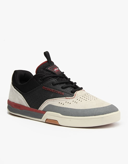 DC Cole Lite 3 S Skate Shoes - Off White