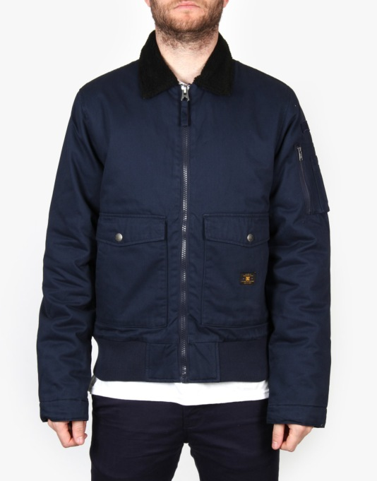 DC Arhus Jacket - Blue Iris