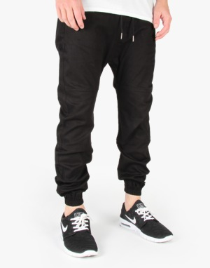 Publish Arch Trousers - Black