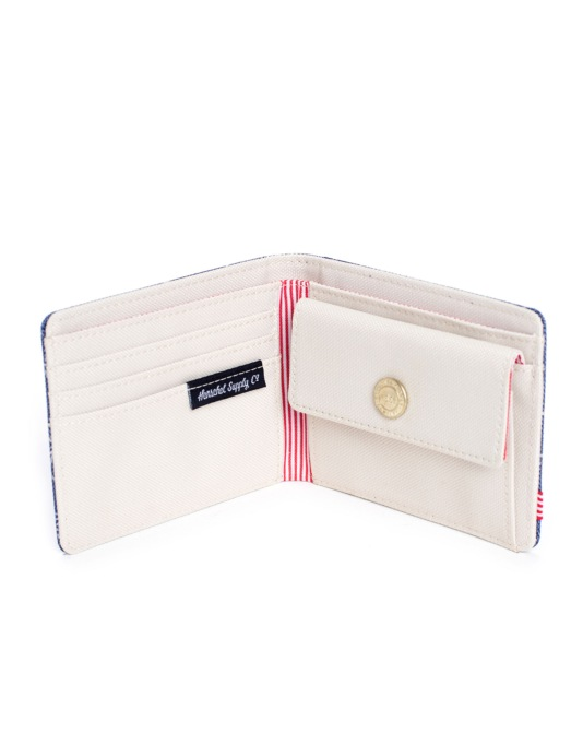 Herschel Supply Co. Roy Coin Wallet - Kingston/Natural