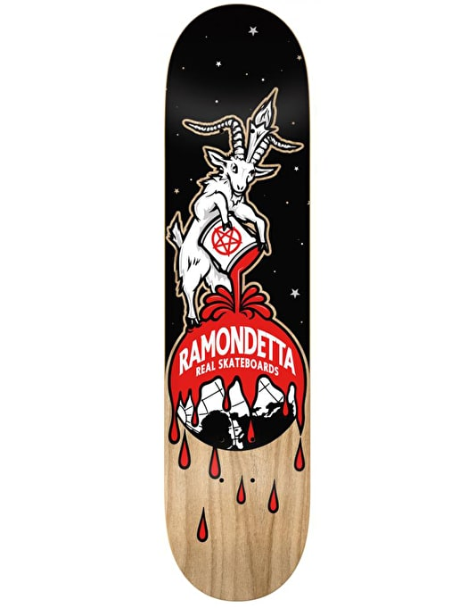 Real Ramondetta Blood Bath Pro Deck - 8.25""