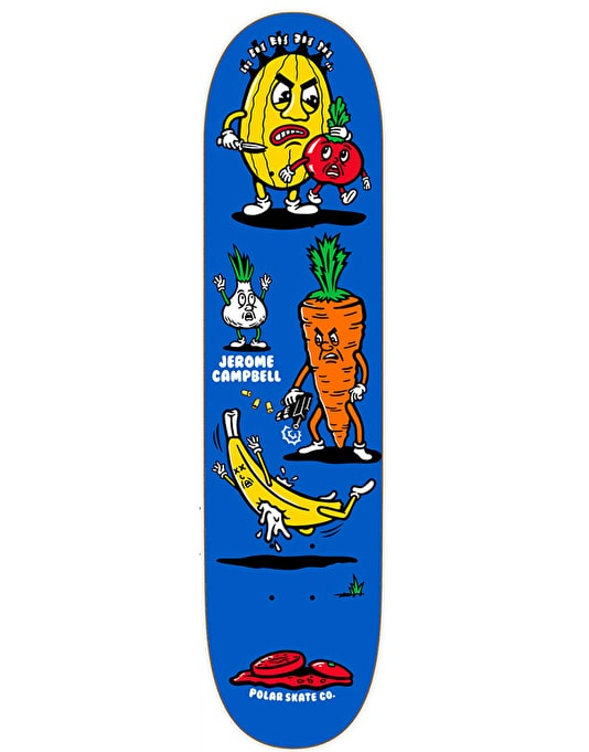 Polar Campbell Banana Juice Pro Deck - 8""