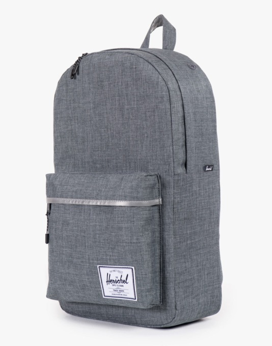 Herschel Supply Co. Woodside Backpack - Charcoal Crosshatch/3M