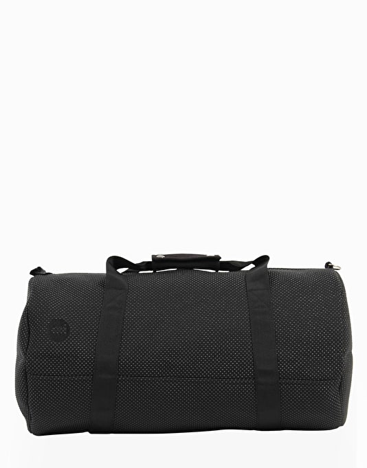Mi-Pac Neoprene Dot Duffel Bag - All Black