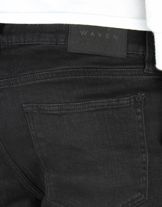 Waven Verner Denim - True Black