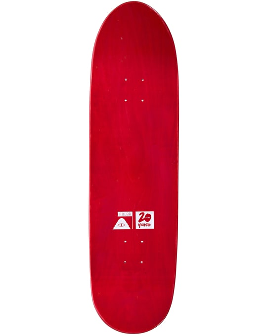 Chocolate x Poler Anderson Pro Deck - 8.75""