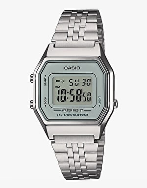 Casio LA680WEA-7EF Watch - Silver