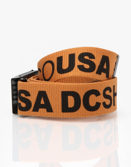 DC Chinook 5 Web Belt - DC Wheat