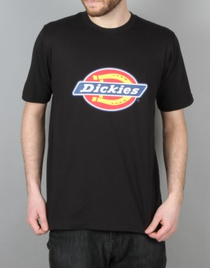 Dickies Horseshoe T-Shirt - Black