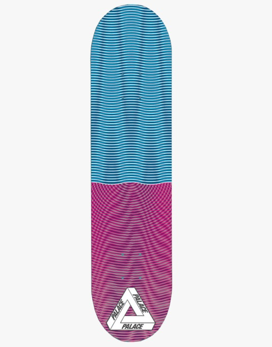 Palace Trippy Stick Two Team Deck - 8.2""