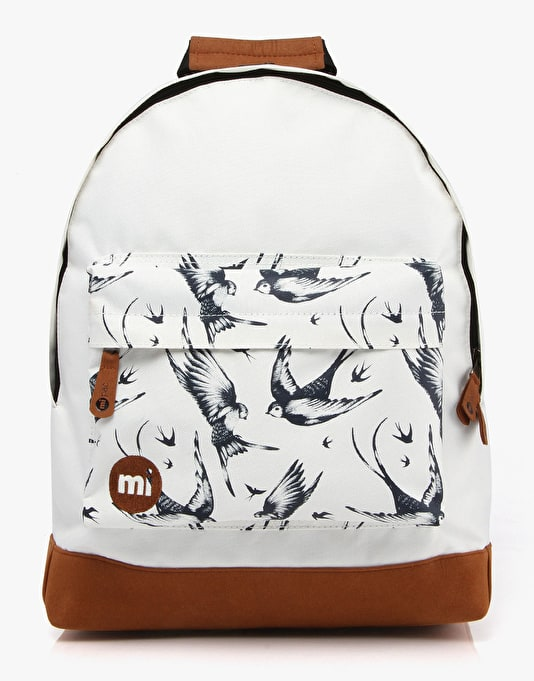 Mi-Pac Swallow Backpack - Natural