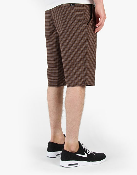 Fourstar Troost Shorts - Brown