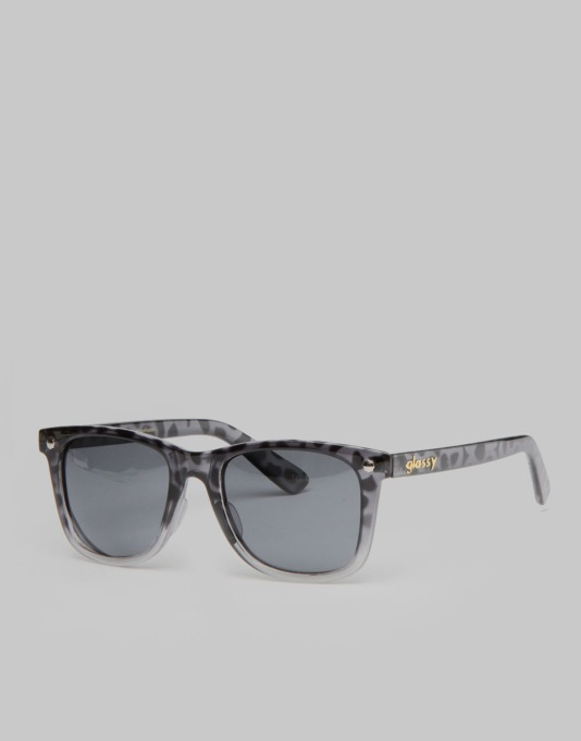 Glassy Sunhater Mike Mo Sunglasses - Grey/Tortoise