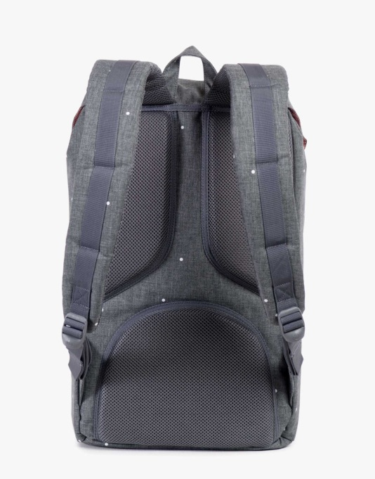 Herschel Supply Co. Little America Backpack - Scattered Charcoal