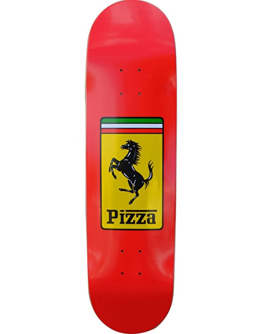 Pizza Rari Team Deck - 8.25""