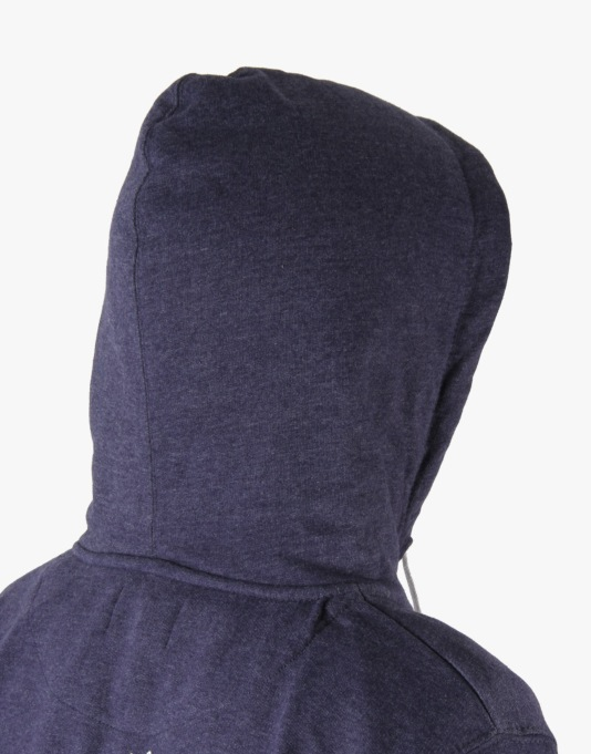 Route One Chinese Take Out Zip Hoodie - Navy