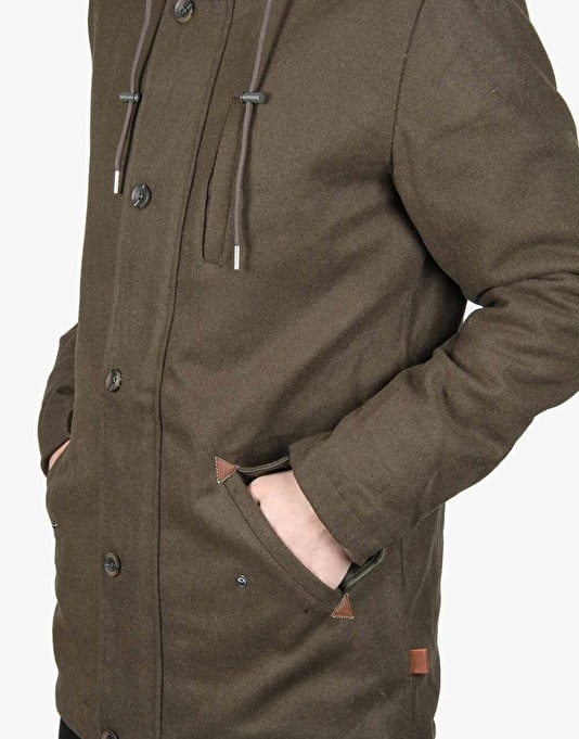 Bellfield Walken Jacket - Khaki