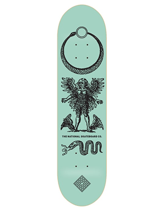 The National Skateboard Co. The Shaman Team Deck - 8.125""
