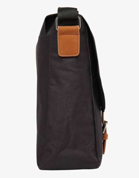 Mi-Pac Classic Messenger Bag - Black