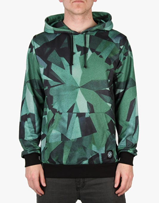 Diamond Supply Co. Simplicity Hoodie - Green