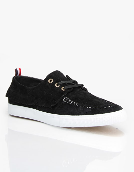Diamond Supply Co. Yacht Club - Black Suede