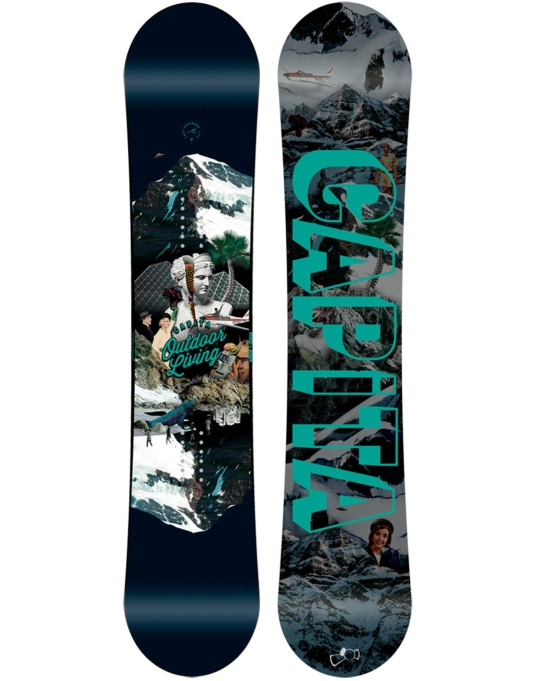 Capita Outdoor Living 2015 Snowboard - 154