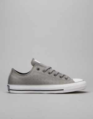 Converse Cons CTAS Pro Skate Shoes - Dolphin/Black/White