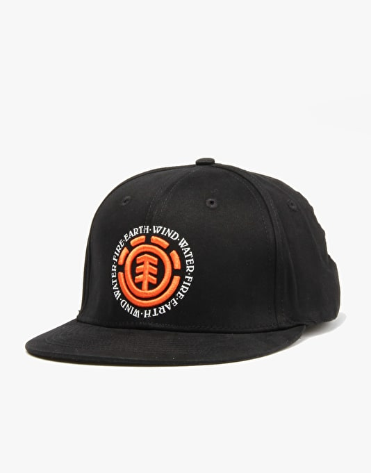 Element Elemental Flexfit Cap - Black