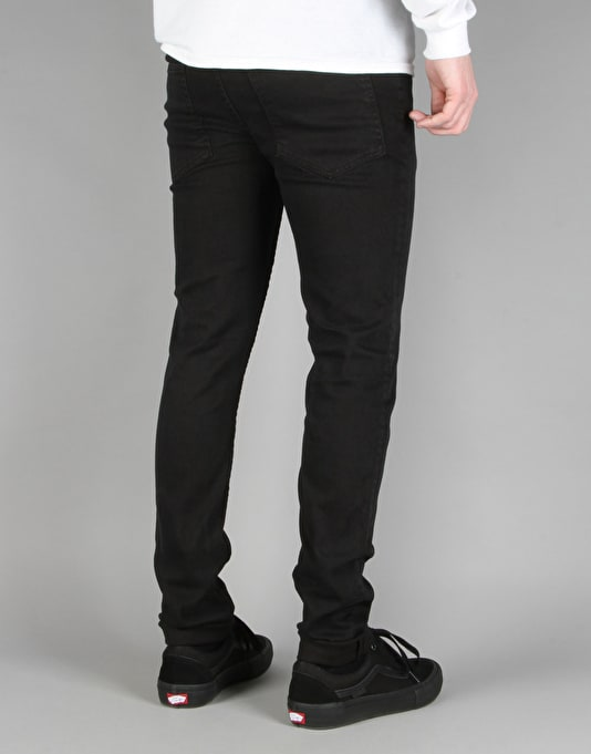 Cheap Monday Tight Jeans Skinny  - New Black
