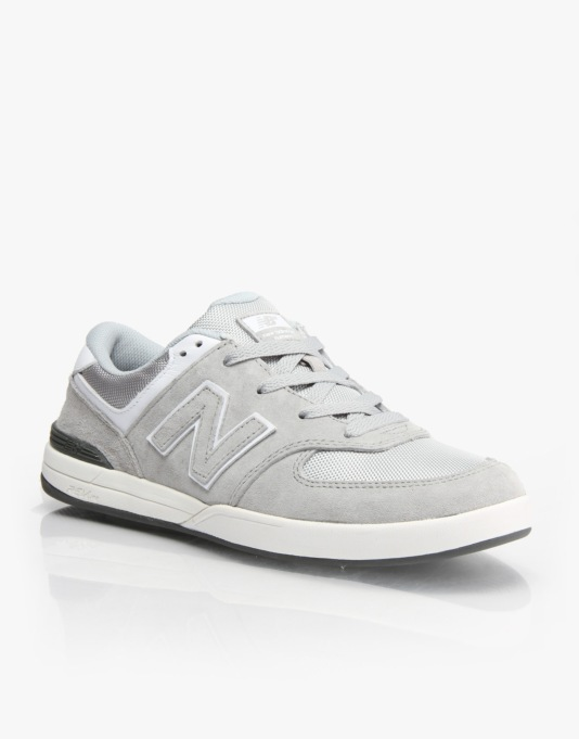 New Balance Numeric Logan-S 636 Skate Shoes - Asphalt